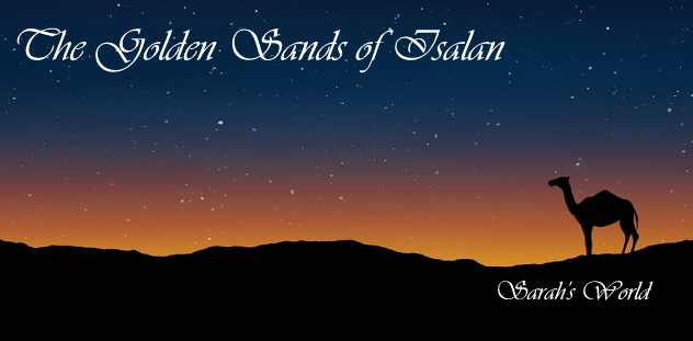 The Golden Sands of Isalan